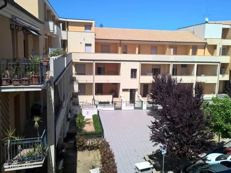 Vakantiehuis Italië, Abruzzen, Mosciano Sant'Angelo Appartement Bramasole