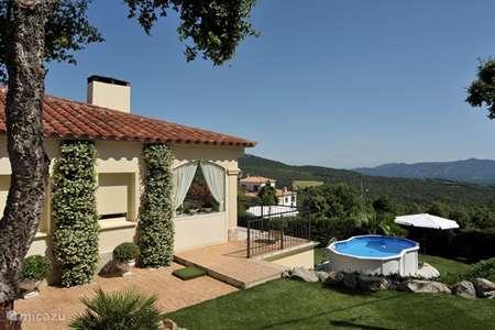 Vacation rental Spain, Costa Brava, Santa Cristina d'Aro – villa Villa Mas Caliu