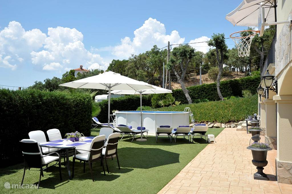 Vakantiehuis Spanje, Costa Brava, Santa Cristina d'Aro Villa Villa Mas Caliu