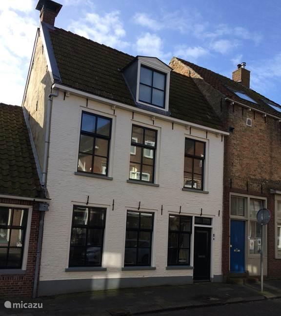 Vakantiehuis Nederland, Friesland, Harlingen - appartement Hoogstraat