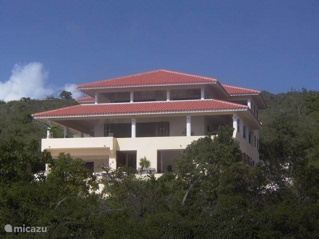 Vacation rental Curacao, Banda Abou (West), Coral-Estate Rif St.marie villa Villa Jabez