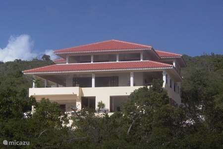 Vacation rental Curaçao, Banda Abou (West), Coral Estate, Rif St.Marie villa Villa Jabez