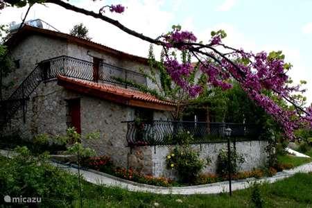 Vakantiehuis Turkije – villa Eflatun grote villa prive zwembad