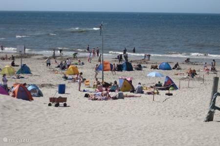 Strand Sintmaartenszee