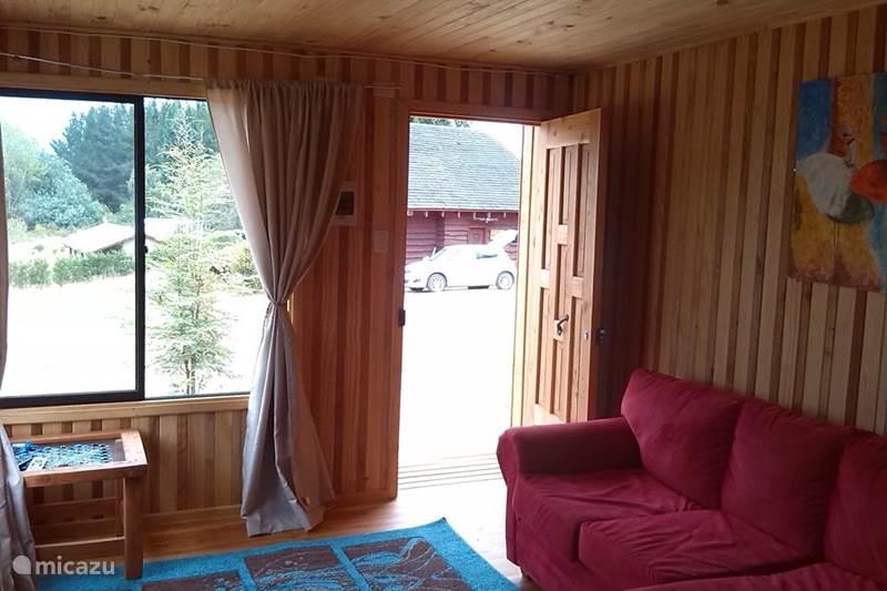 Ferienwohnung Chile, Los Ríos, Panguipulli Blockhütte / Lodge Neue Wohnung in Panguipulli