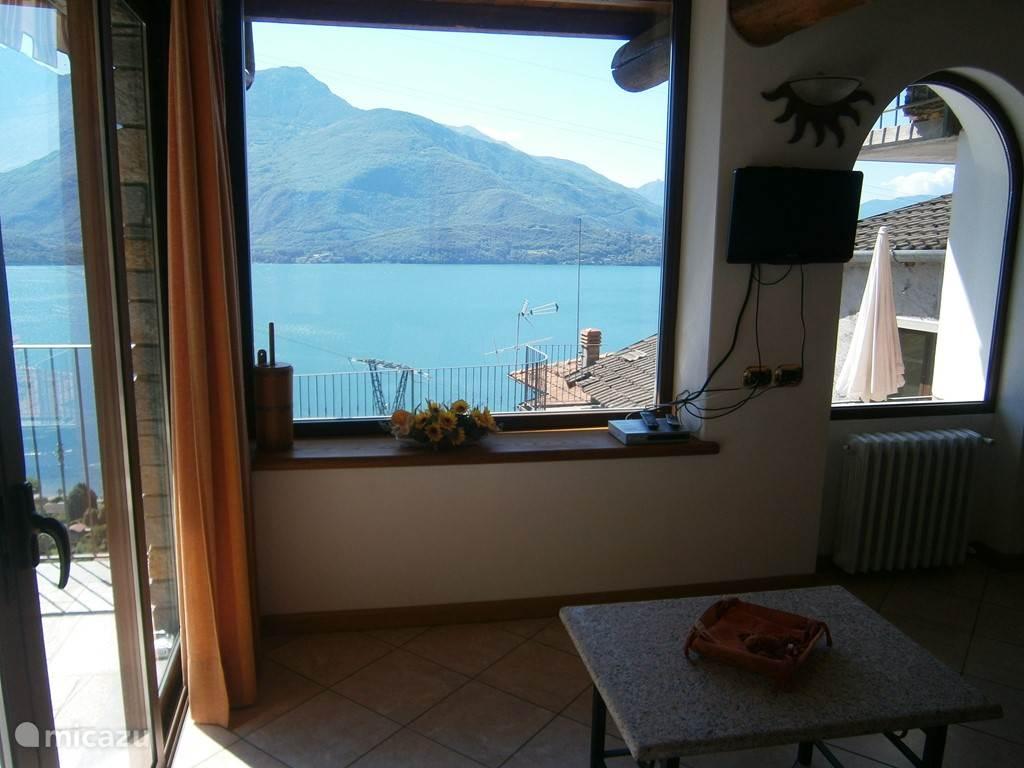 Vakantiehuis Italië, Comomeer, Gravedona Appartement Casa Arianna