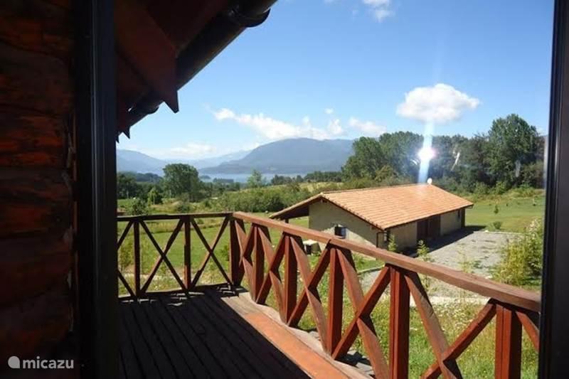 Ferienwohnung Chile, Los Ríos, Panguipulli Blockhütte / Lodge Cabaña für 2 oder 3 Personen