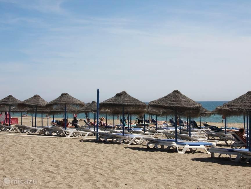 voorzien van alle gerief voor de strandliefhebber. Mooi zandstrand met veel eettentjes en alle wat de strandganger nodig heeft.
