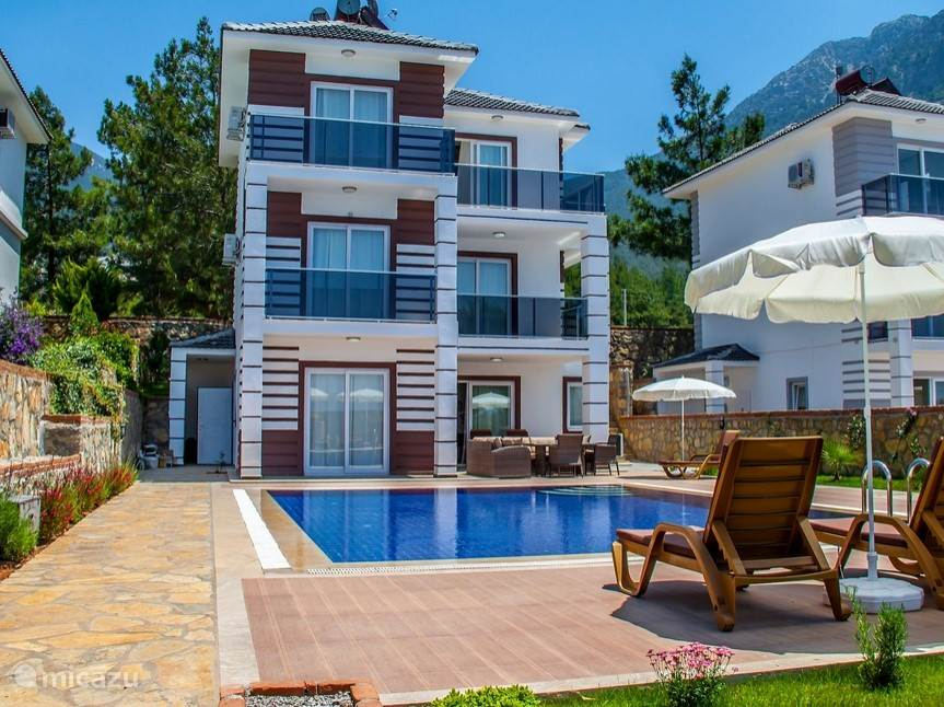 Vakantiehuis Turkije, Lycische Kust, Ovacik - Hisaronu villa Villa Sunset Deluxe