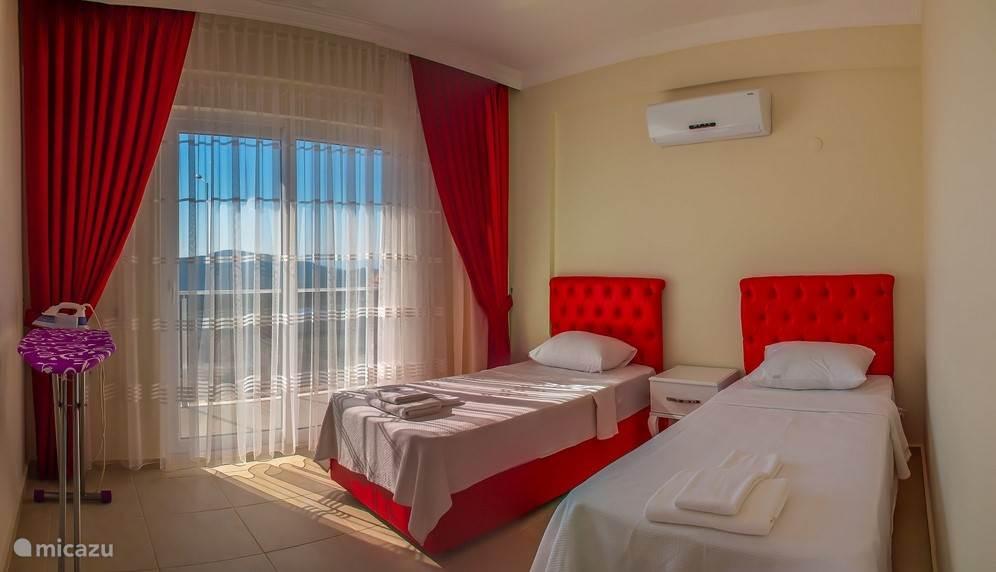 Slaapkamer 2 op de 1e verdieping