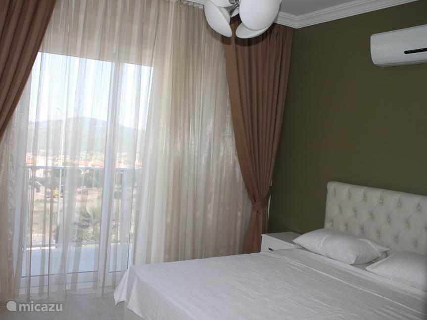 Slaapkamer 4 op de 2e verdieping