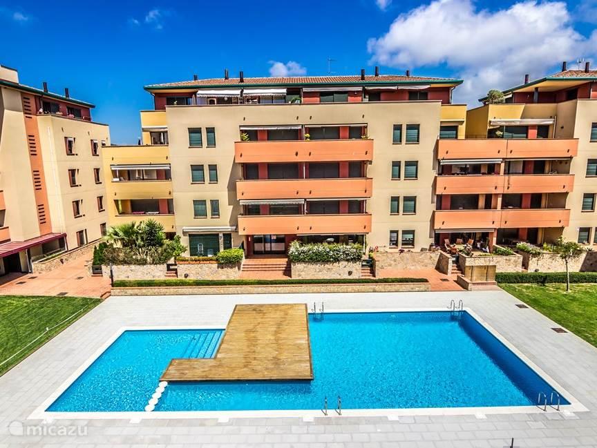 Vakantiehuis Spanje, Costa Brava, Lloret de Mar - appartement Jasmine