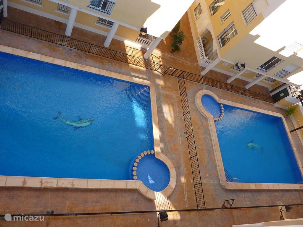 Vakantiehuis Spanje, Costa Blanca, Formentera del Segura appartement luxe app. Brisas del Mar (Rojales)