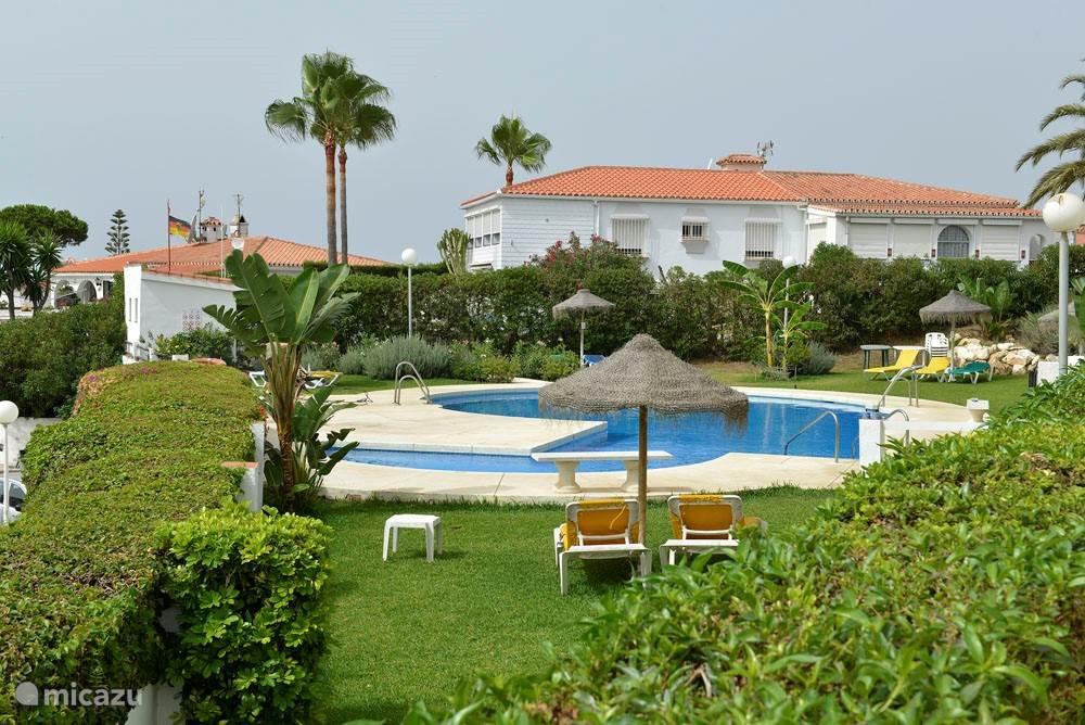 Vakantiehuis Spanje, Costa del Sol, Mijas-Costa Appartement Charleys House