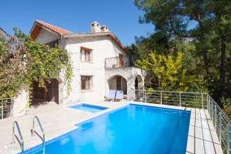 Vakantiehuis Turkije – villa Villa Heredot
