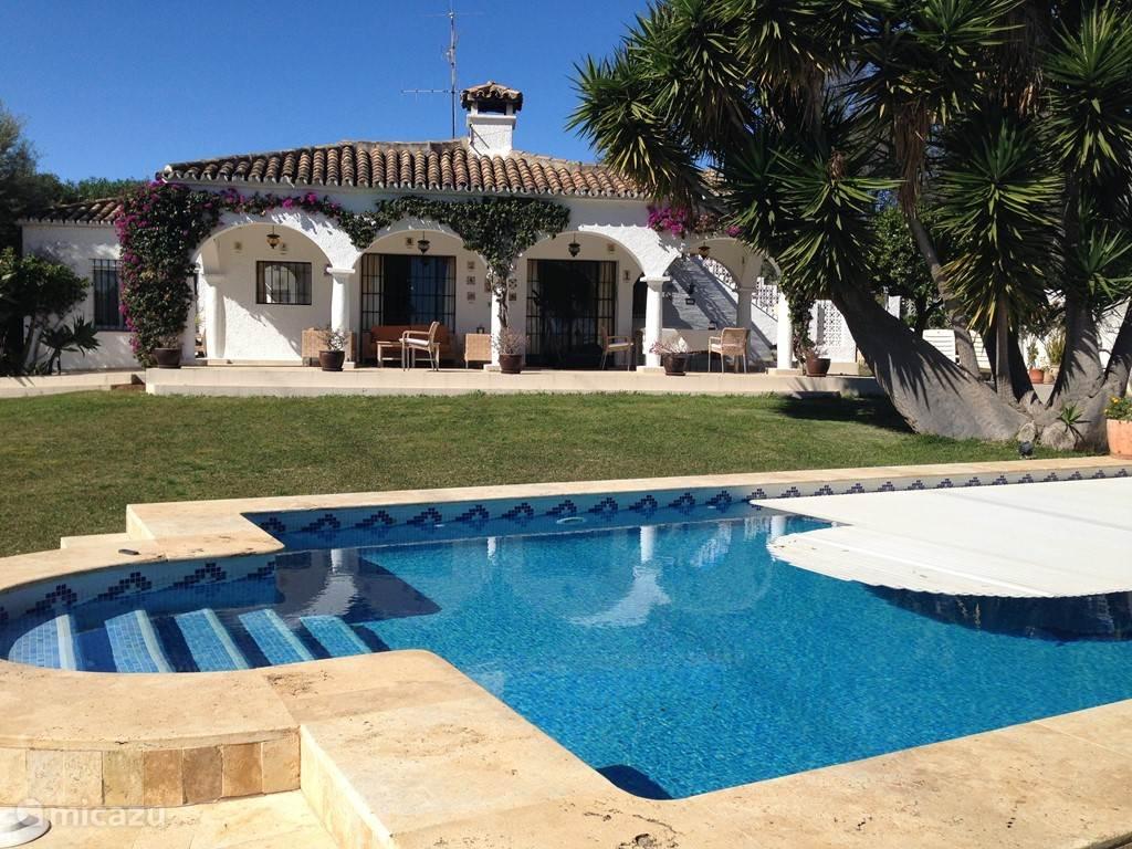 Vakantiehuis Spanje, Costa del Sol, Marbella villa Vakantie La Judia