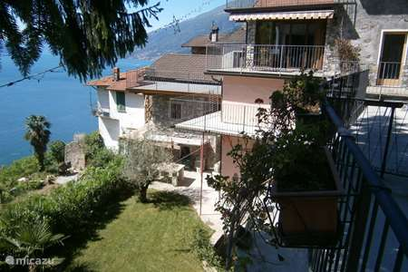 Vacation rental Italy, Lake Como, Gravedona – apartment Casa Arianna mono