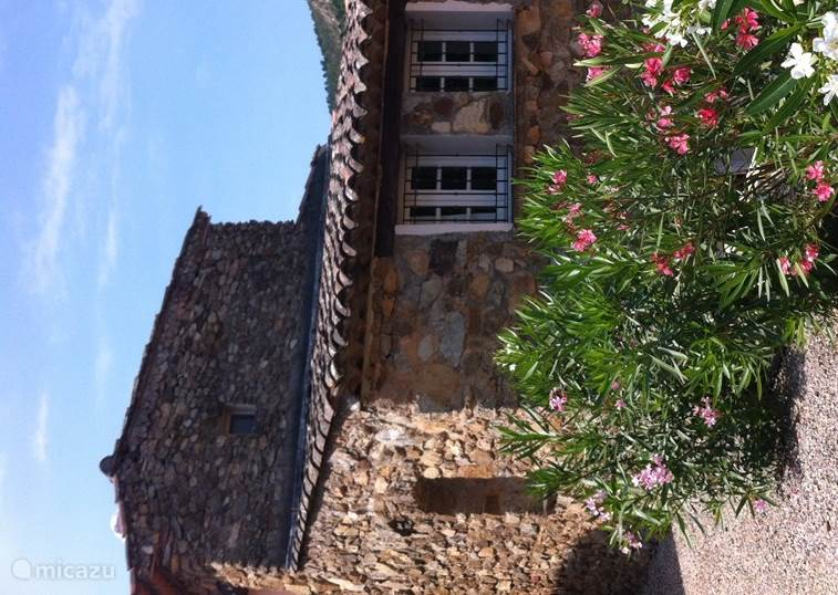 Vacation rental France, French Riviera,  Le Plan-de-la-Tour holiday house Hameau des Claudins No. 1 St. Martin