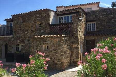 Vacation rental France, French Riviera,  Le Plan-de-la-Tour holiday house Hameau des Claudins No. 3 Vernet