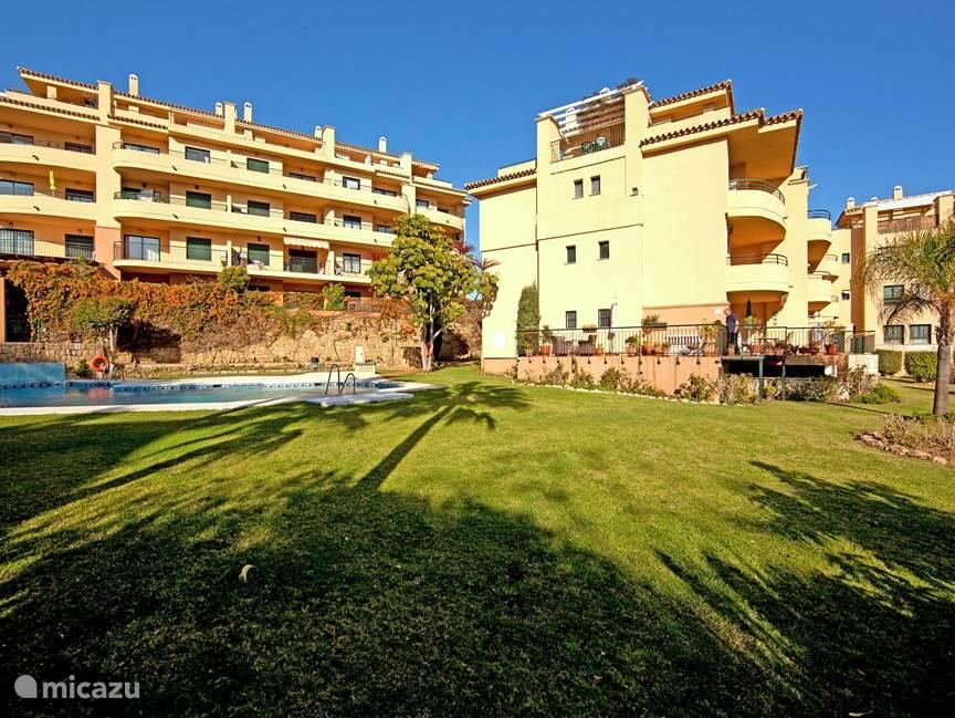 Vakantiehuis Spanje, Costa del Sol, Mijas Costa appartement Comfortable apartment Mijas Costa