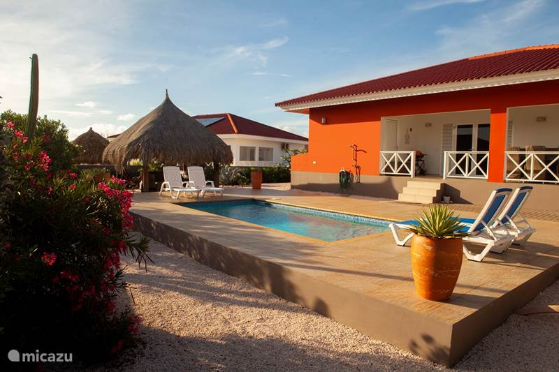 Vacation rental Curaçao, Banda Abou (West), Fontein Holiday house Casa Kontentu