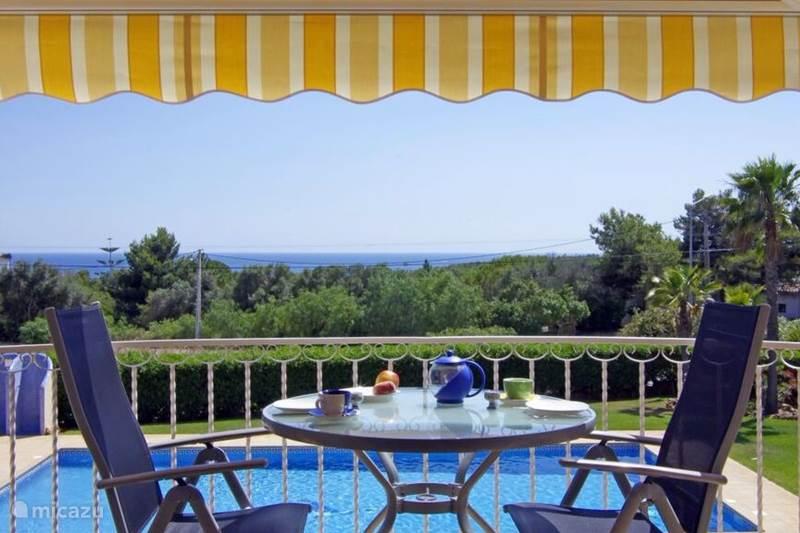 Vakantiehuis Portugal, Algarve, Carvoeiro Appartement Casa Esther