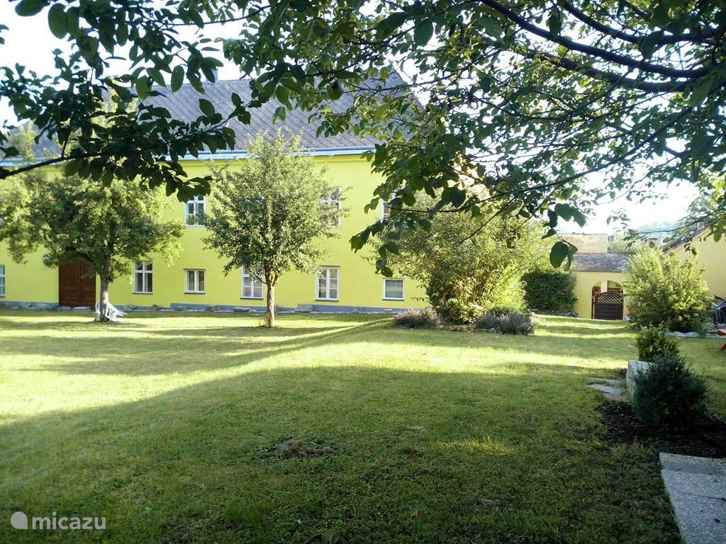 Vakantiehuis Oostenrijk, Neder-Oostenrijk, Loosdorf landhuis / kasteel  Hohe Schule Top 2-7