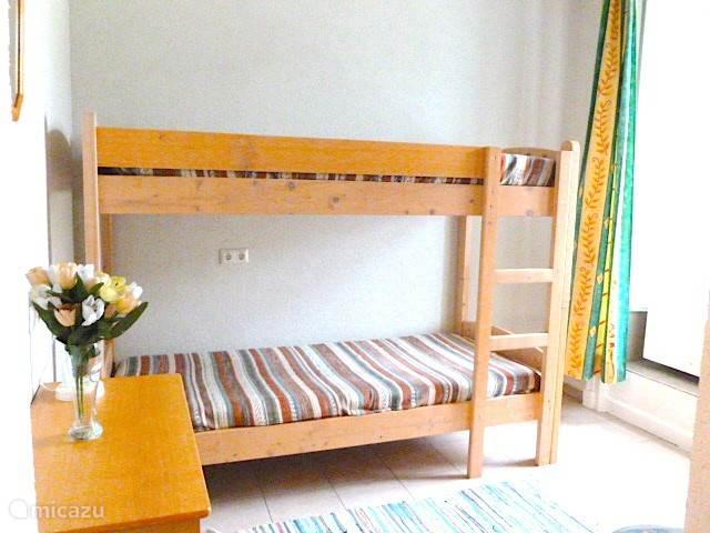 slaapkamer 1 Top 7 met dubbelbed