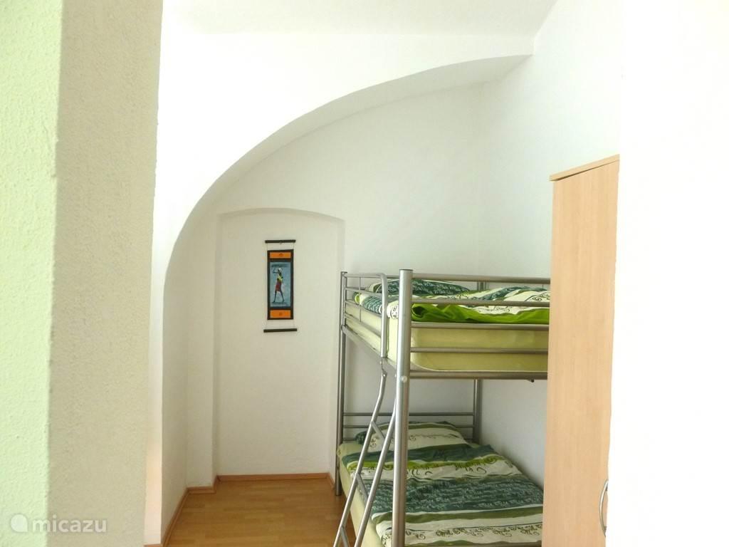 Slaapkamer authentiek