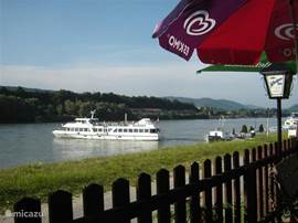 The Wachau Danube steamers with