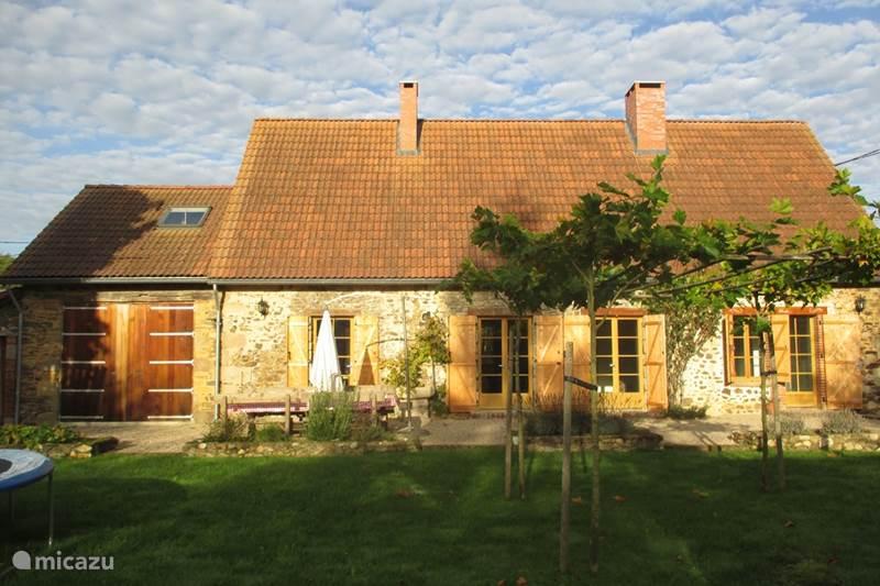 Vacation rental France, Creuse, Moutier-Malcard Villa Villa Verte