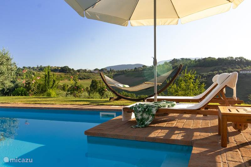 Vakantiehuis Italië, Lazio, Tarano Vakantiehuis Cala Sabina Tarano