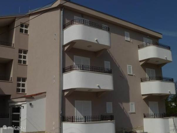 Vacation rental Croatia, Dalmatia, Biograd Na Moru - apartment Apartments BonBon