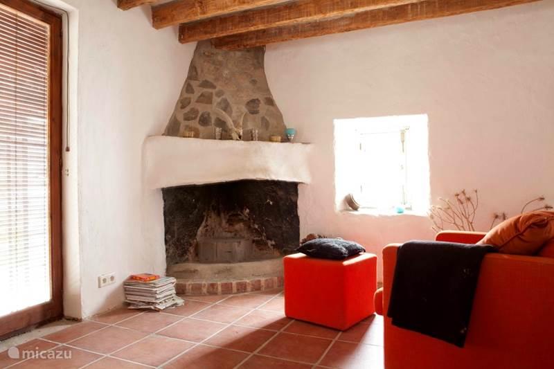 Vakantiehuis Spanje, Andalusië, El Pozuelo Finca La Golandrina