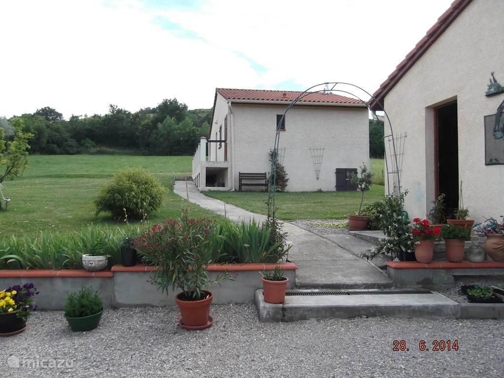 Vakantiehuis Frankrijk, Languedoc-Roussillon, Caudeval - vakantiehuis Le Repos