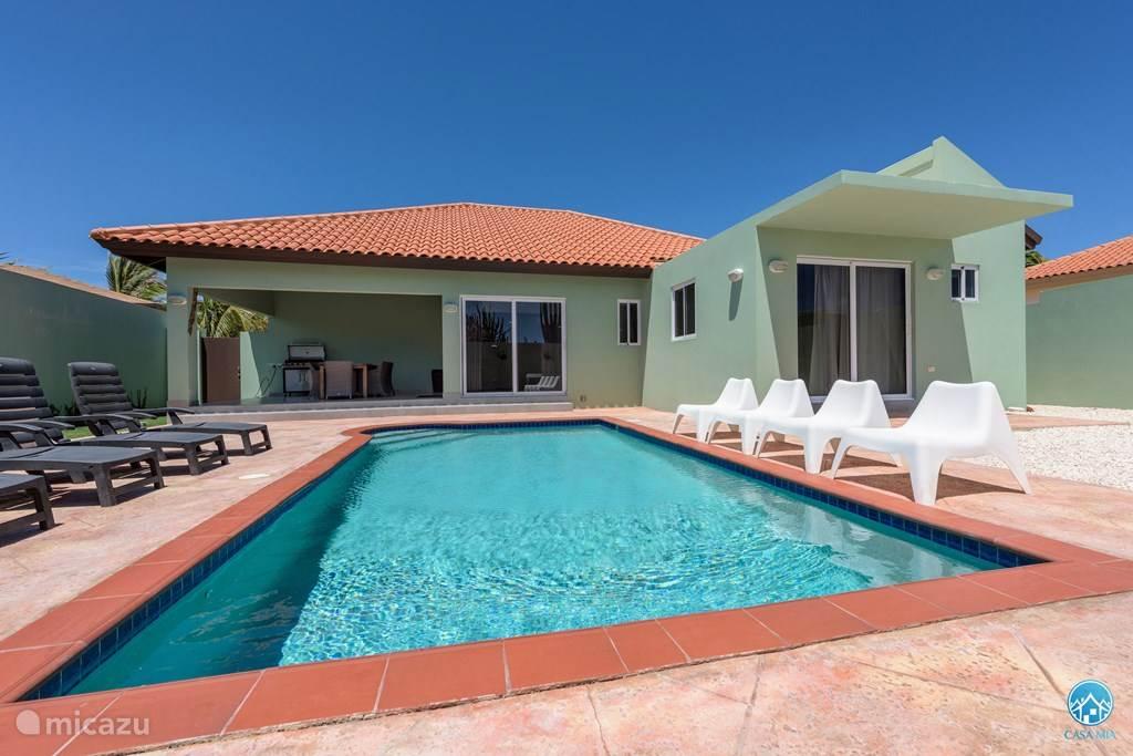 Vacation rental Aruba, North, Westpunt Villa CLEAN Villa Safir Pool