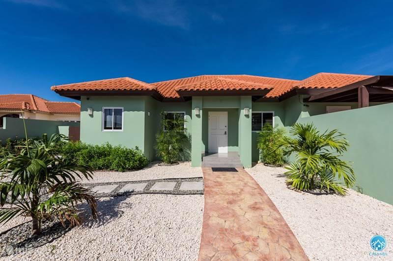 Ferienwohnung Aruba, Aruba Nord, Westpunt Villa SAUBER Villa Safir Pool