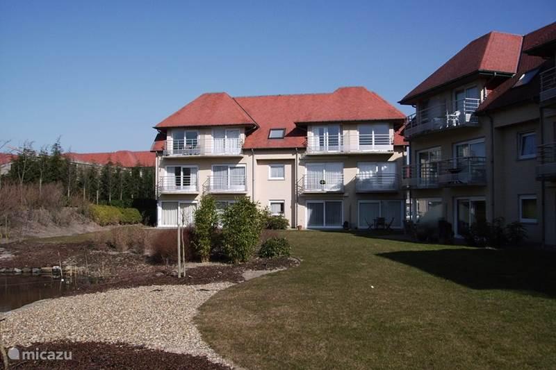 Vakantiehuis België, Belgische Kust, De Haan Appartement Green Garden