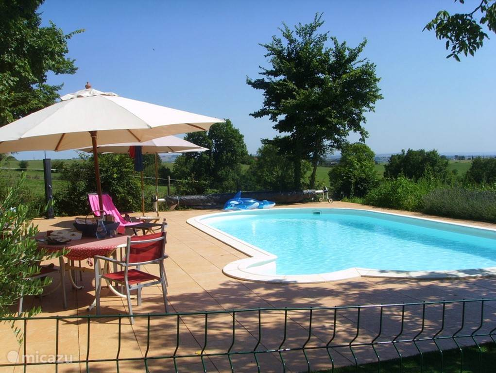 Vacation rental France, Tarn – holiday house La Forge