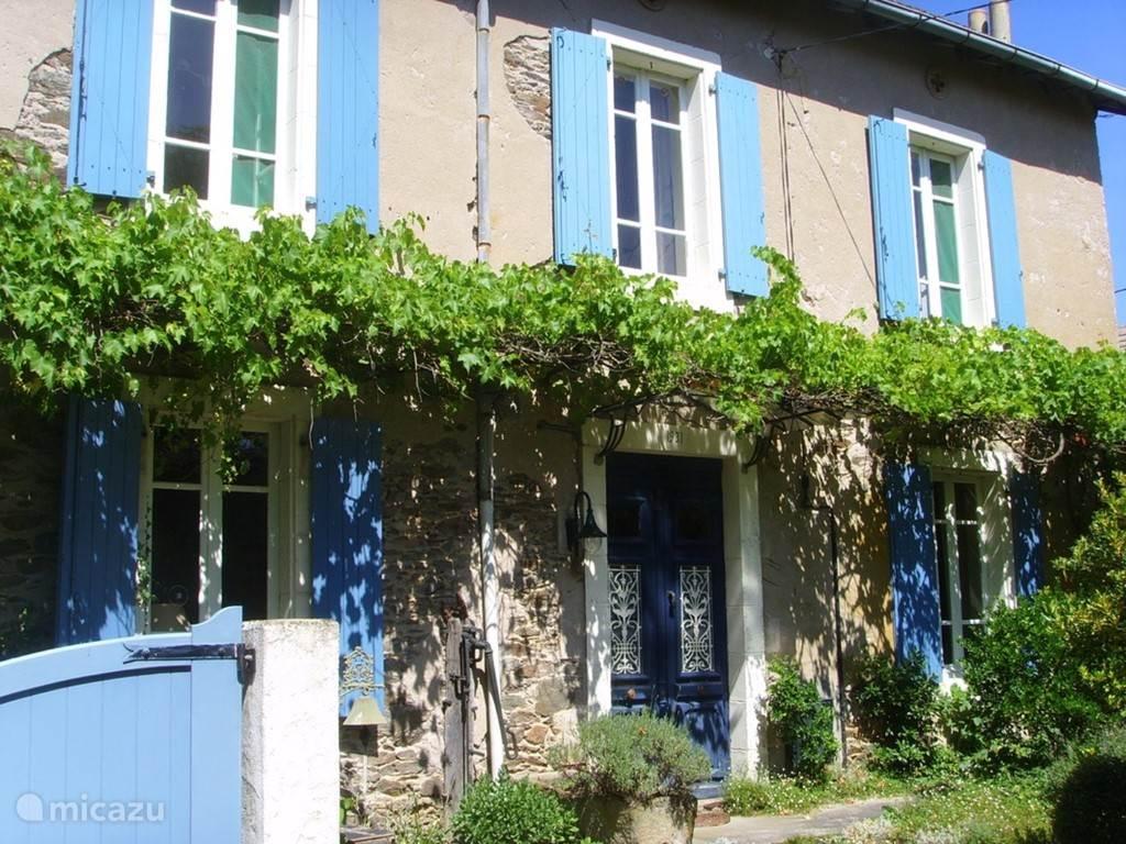 Vakantiehuis Frankrijk, Tarn, Mirandol-Bourgnounac Vakantiehuis La Forge
