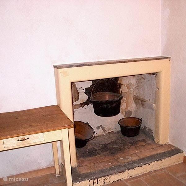 Deelfoto keuken