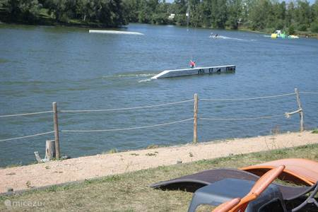 Wakeboarding in Villemouze