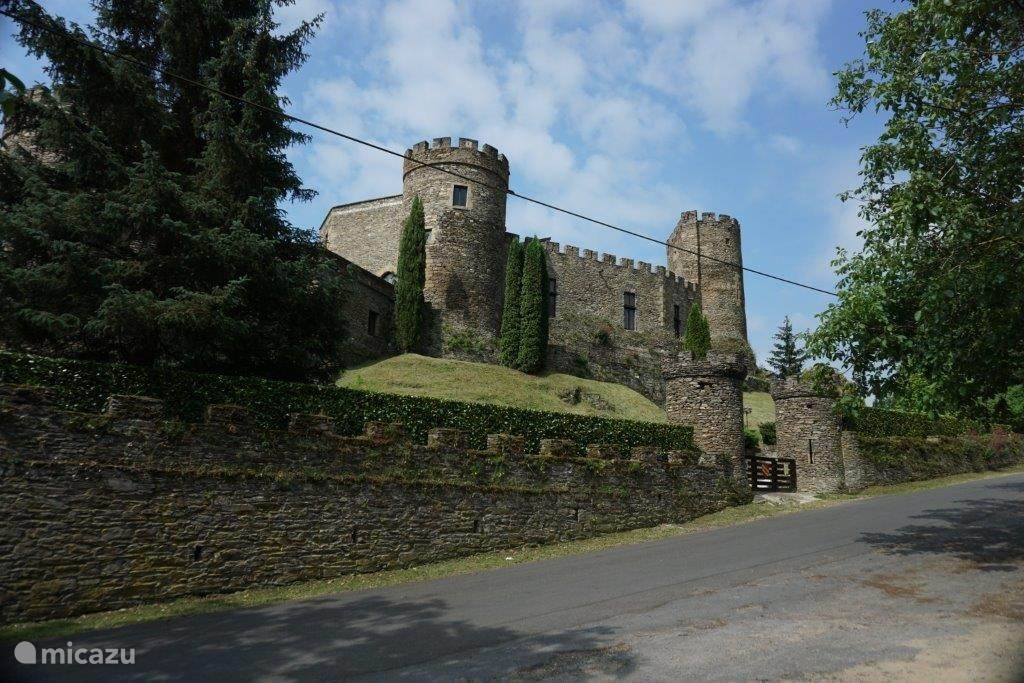 Castle Chouvigny