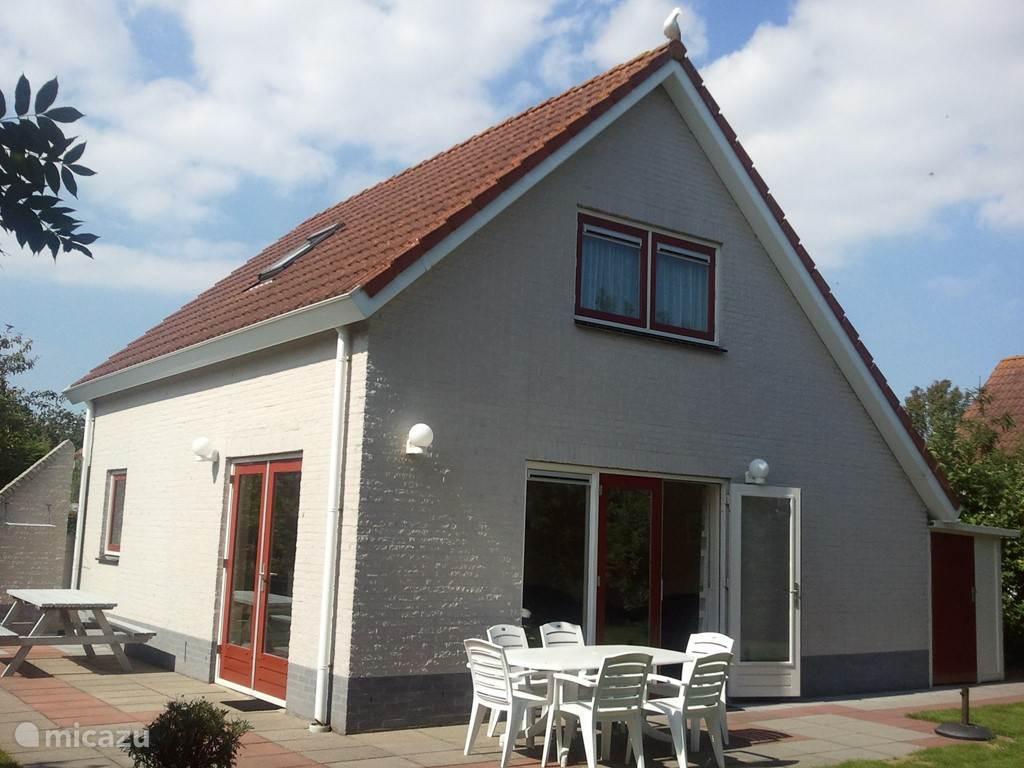 Weekend trips, Netherlands, Zeeland, Burgh Haamstede, holiday house Amer