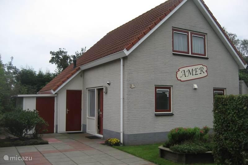 Vakantiehuis Nederland, Zeeland, Burgh Haamstede Vakantiehuis Amer