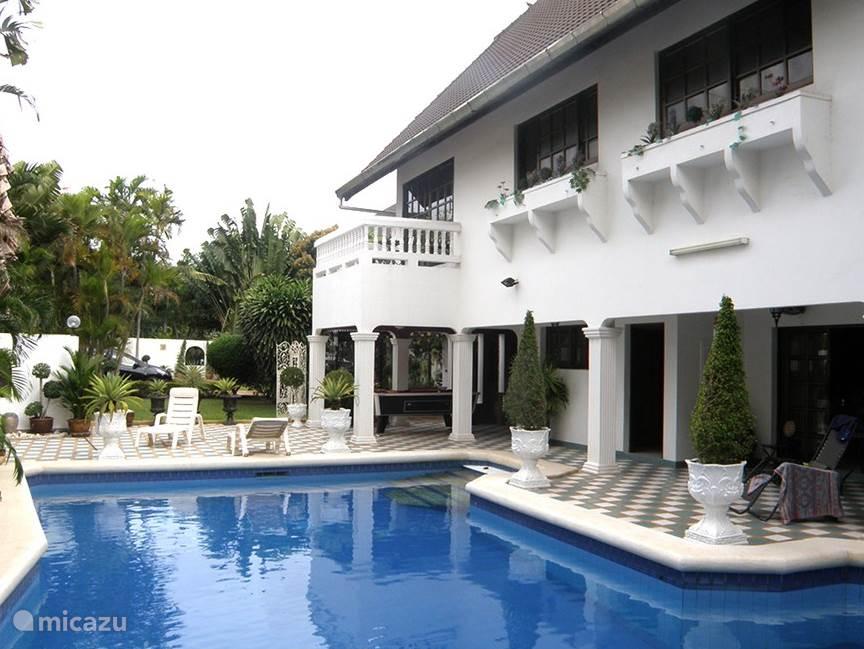 Vakantiehuis Thailand, Oostelijke Golfkust, Pattaya villa Villa White Ridges
