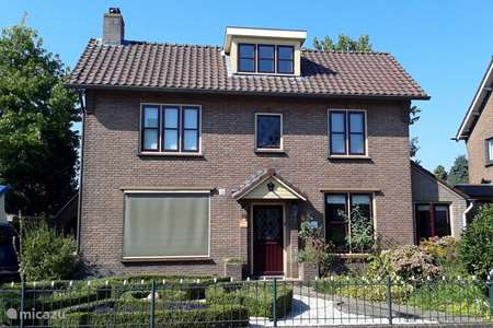 Vacation rental Netherlands, Gelderland, Barneveld holiday house Holiday Villa Barneveld