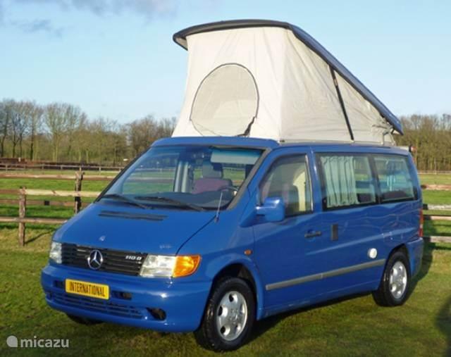 Vakantiehuis Nederland, Gelderland, Barneveld camper / jacht / woonboot Buscamper