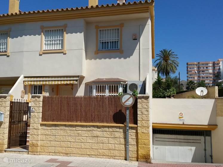 Vakantiehuis Spanje, Costa del Sol, Torremolinos geschakelde woning Ruime gezinswoning, strand 1500m