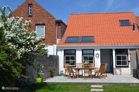 Vacation rental Netherlands, Zeeland, Breskens - holiday house Cottage Very Tevree